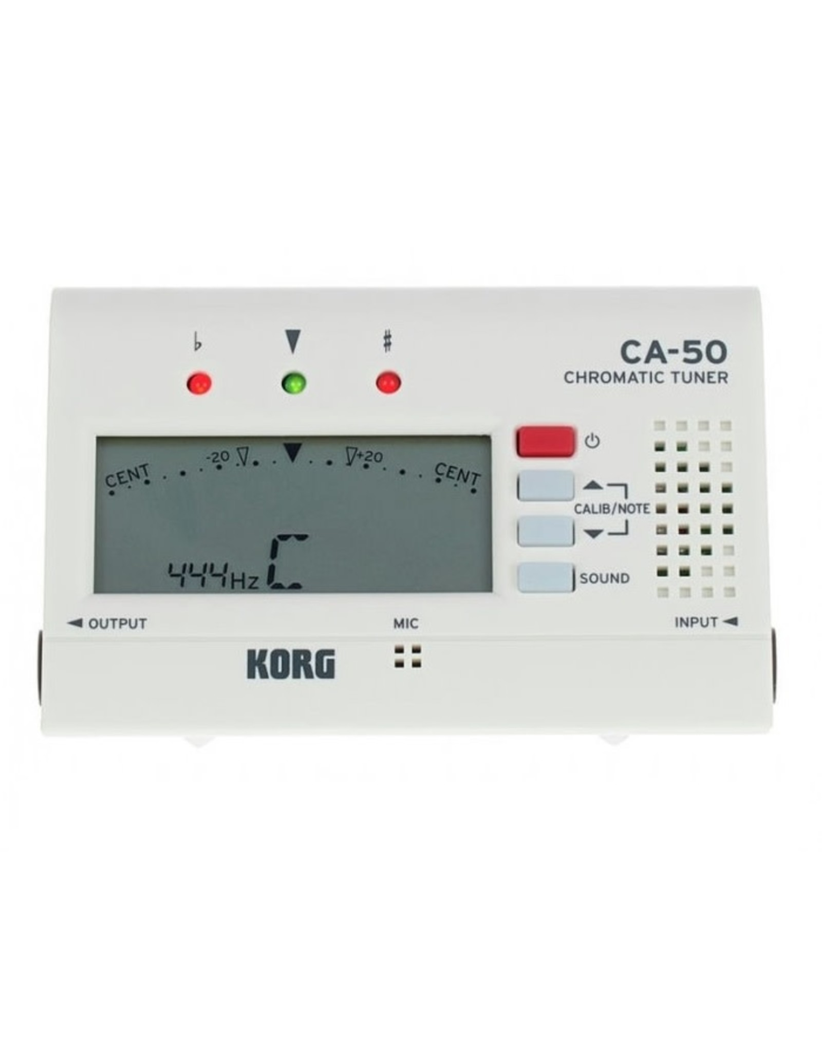 Accordeur chromatique Korg CA-50