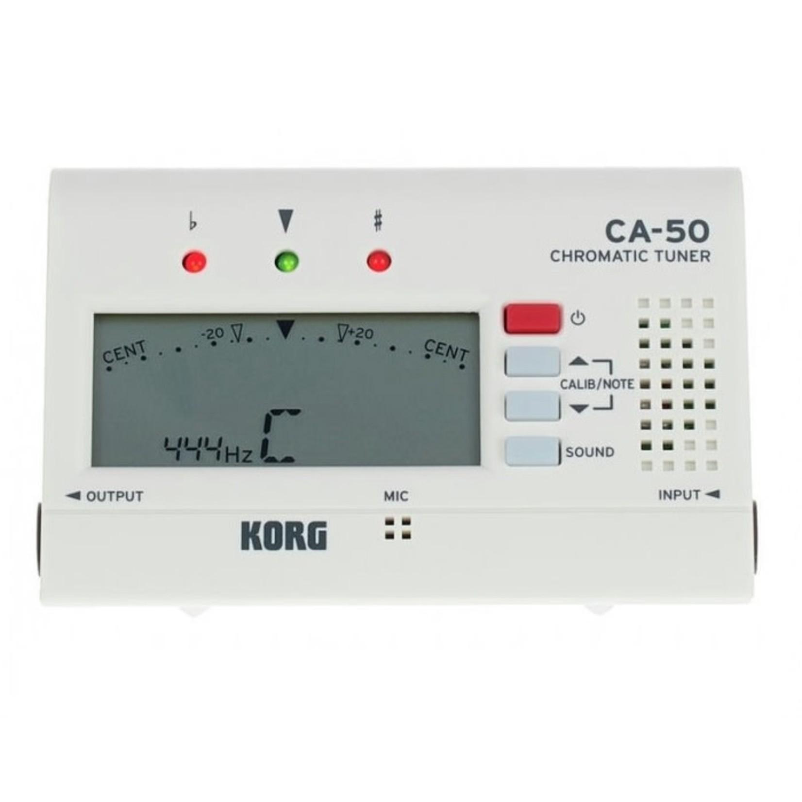 Accordeur chromatique Korg CA-50