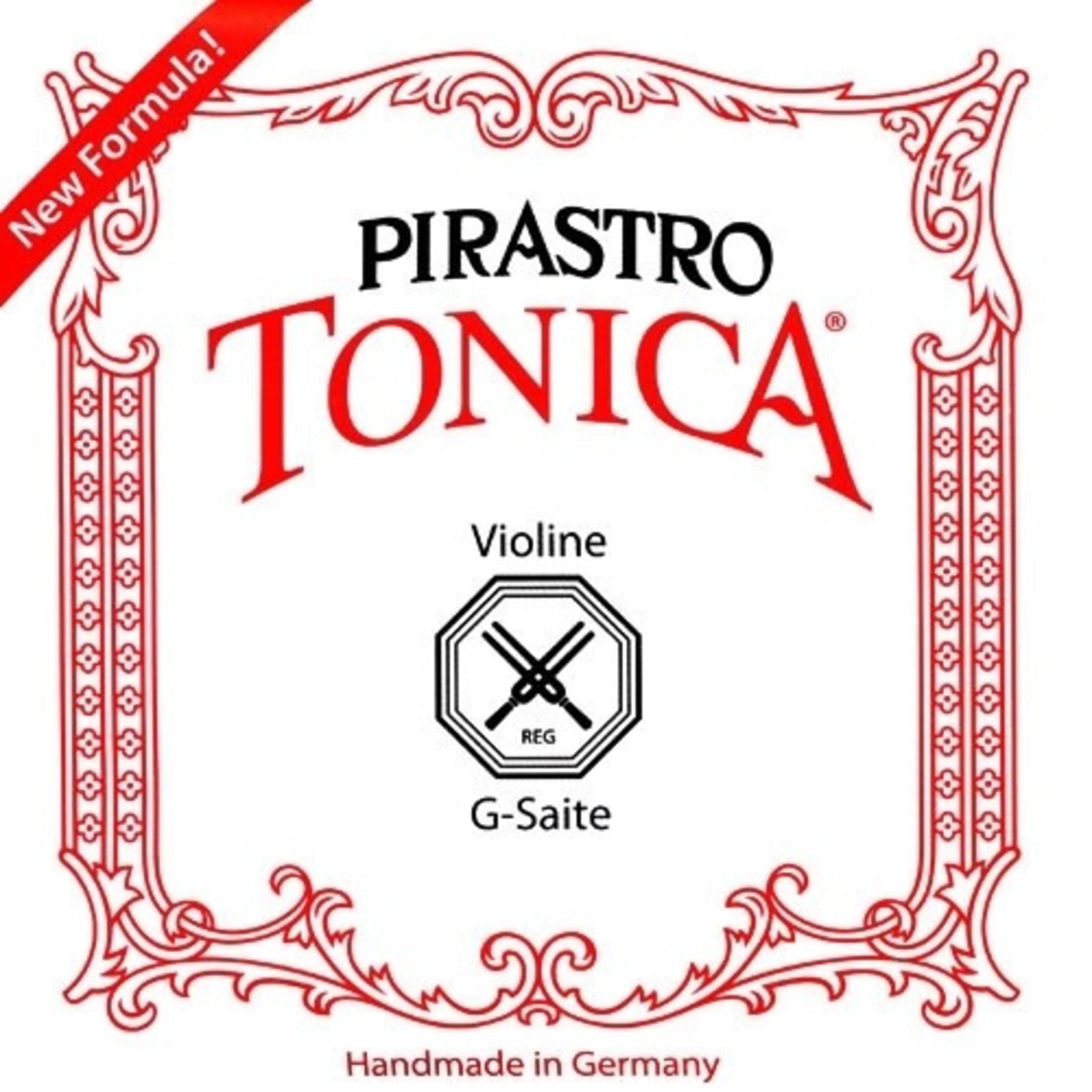 Corde Violon SOL Tonica (Argent)