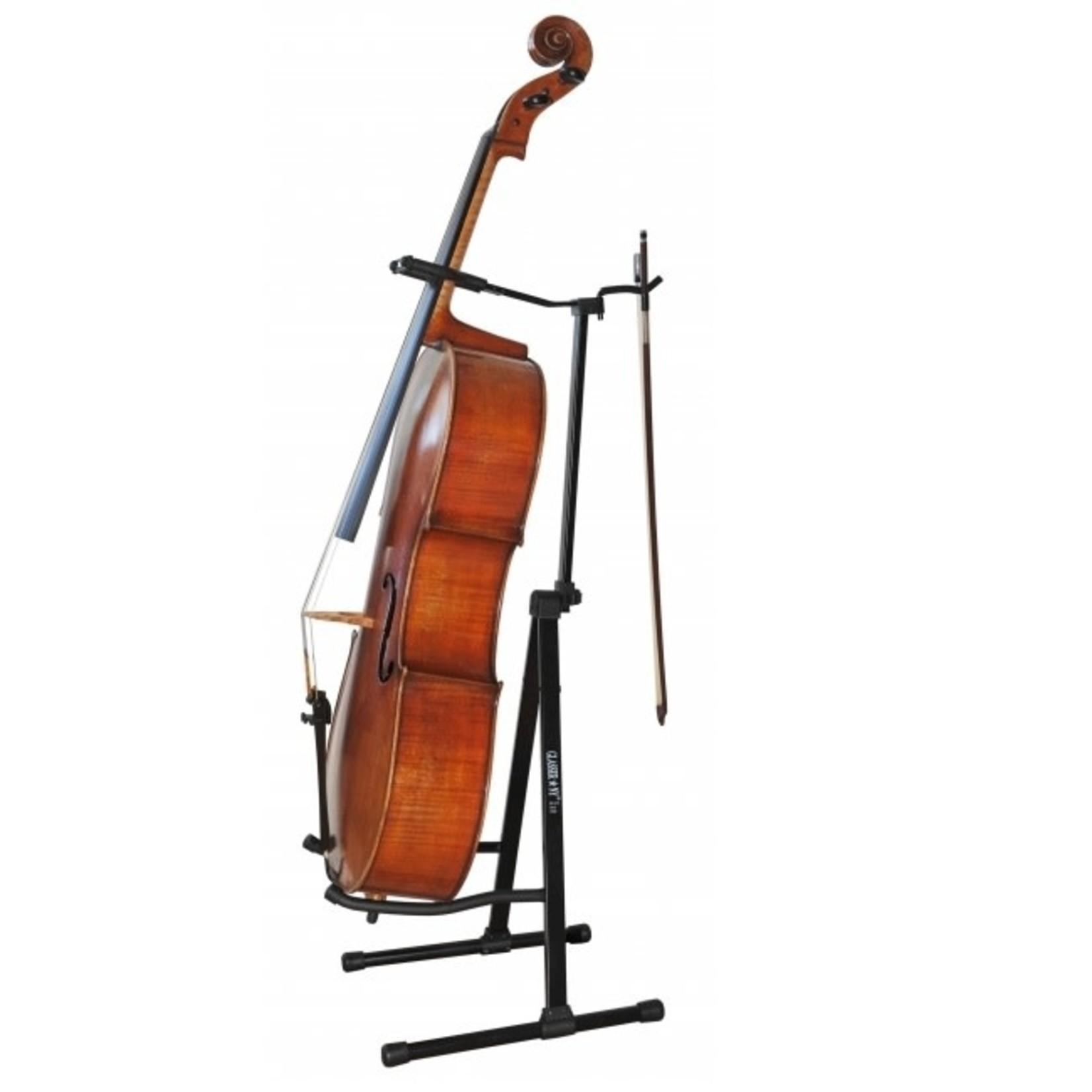 Support pour Violoncelle Glasser