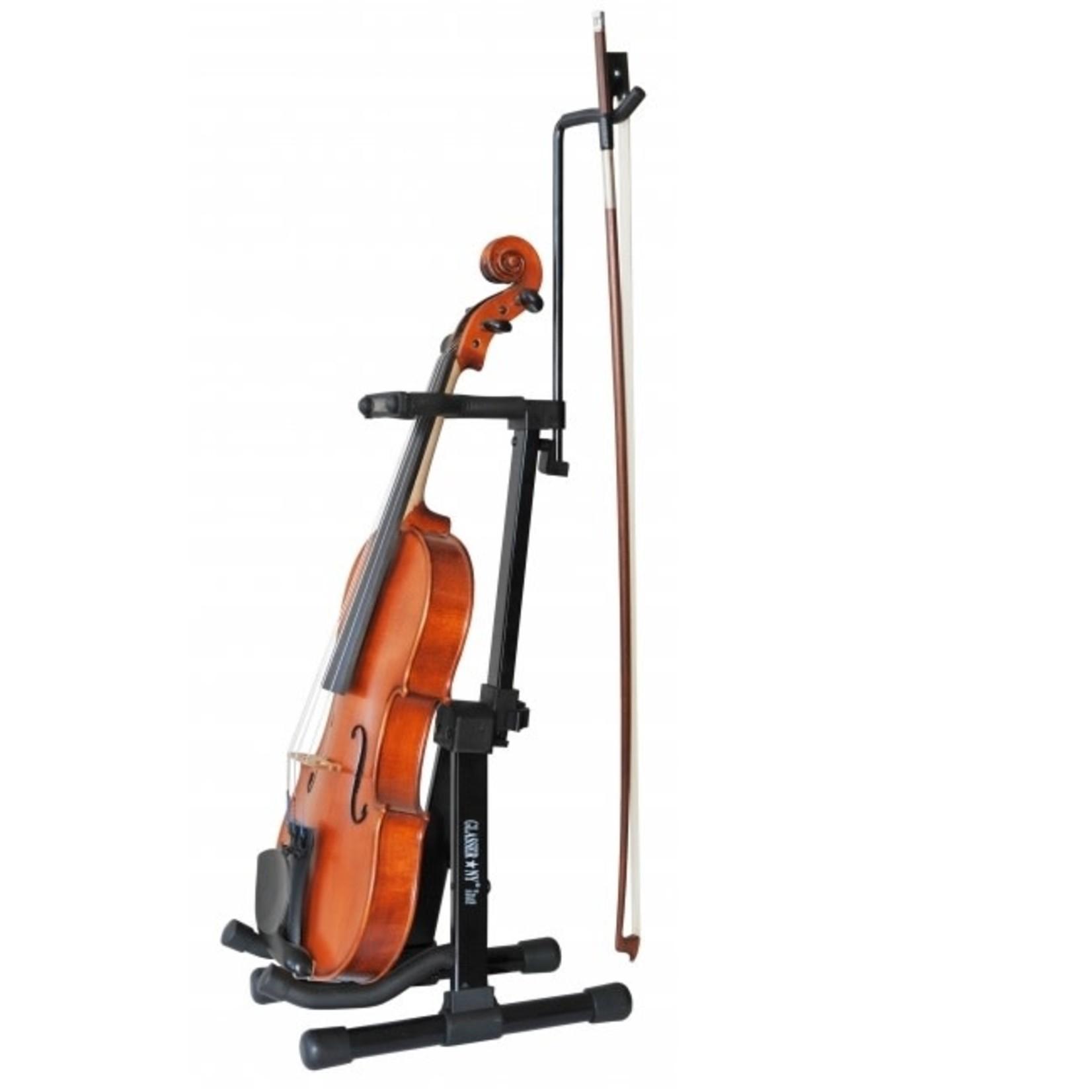Support pour violon/alto Glasser