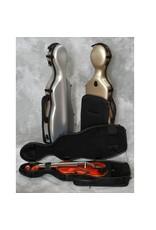 Étui Violon ''Cello Style'' Eastman (polycarbone) 4/4