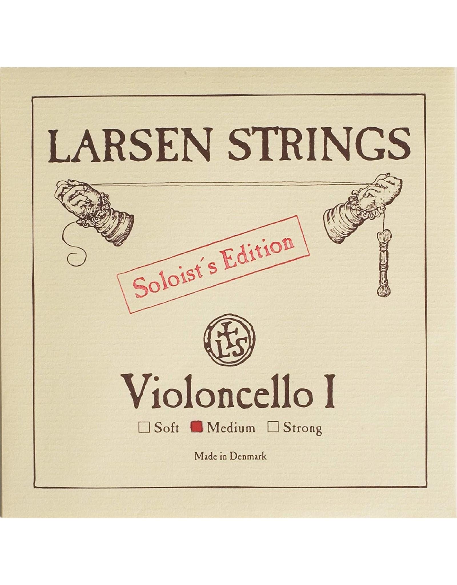 Corde Violoncelle DO Larsen Solo Medium