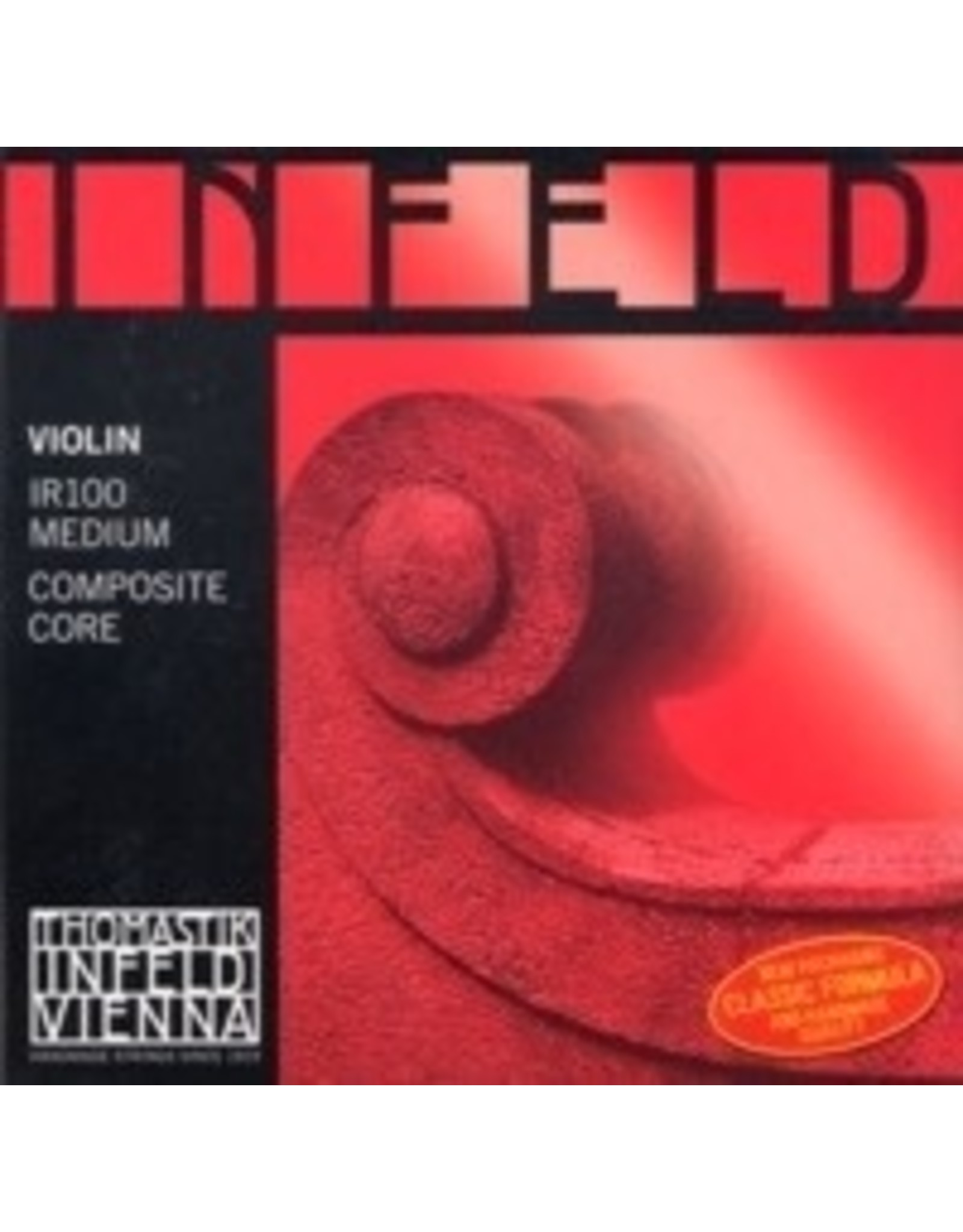 Corde Violon RÉ Infeld Rouge