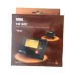 Accordeur/Métronome Combo avec micro pince Korg TM-60