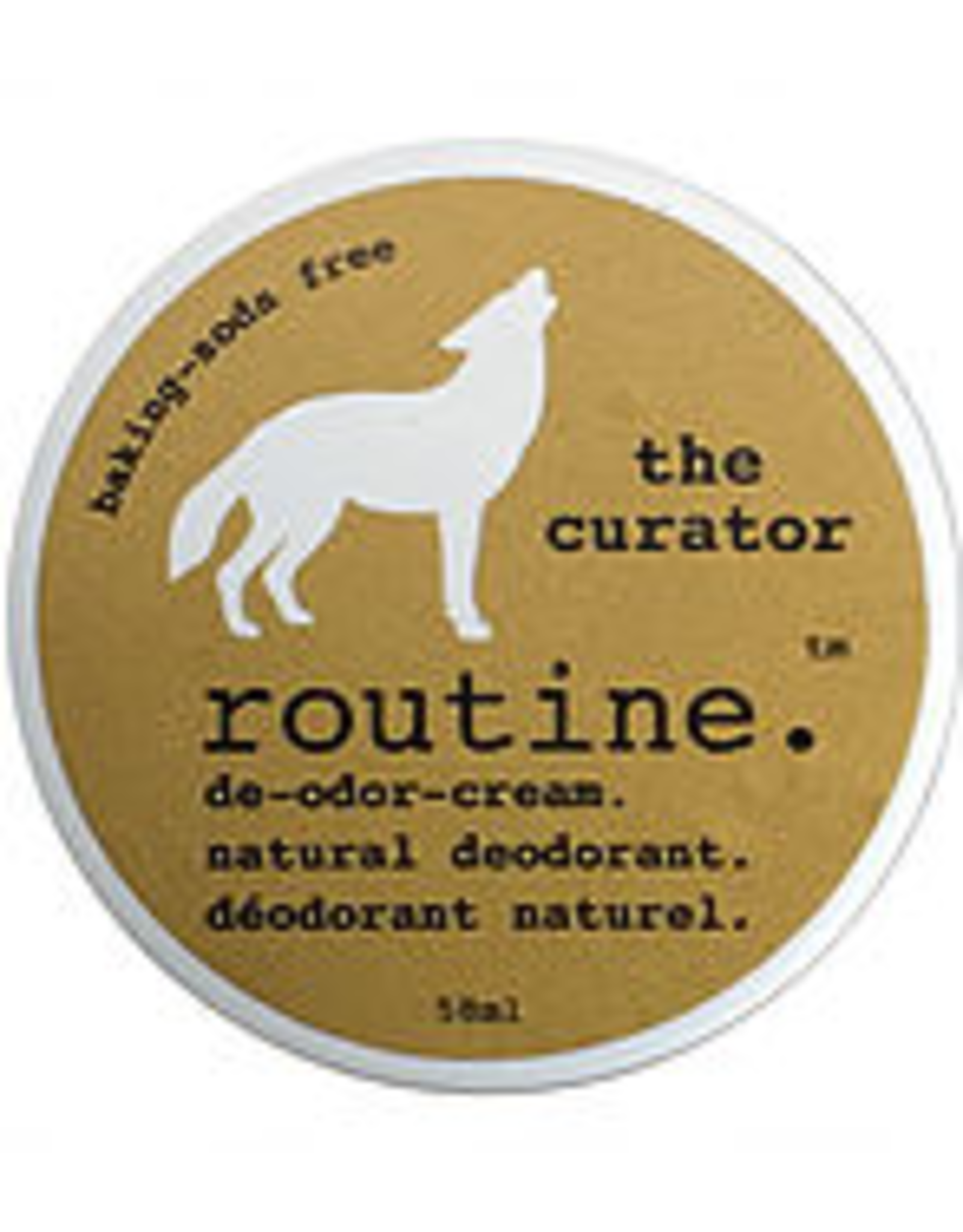 ROUTINE The Curator - 50 mL