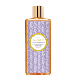LALICIOUS Sugar Lavender Shower Oil (10 oz) - Limited Edition