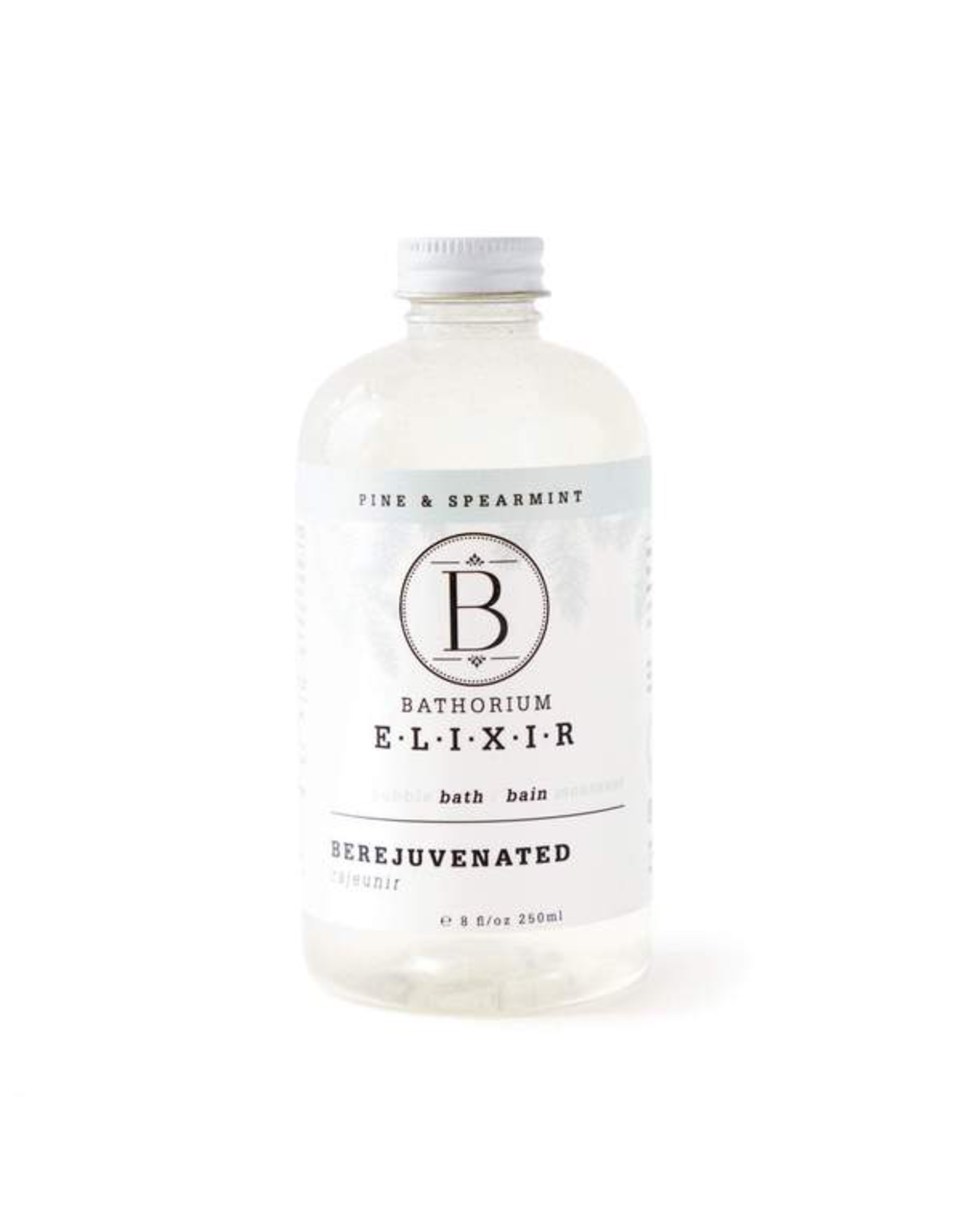 BATHORIUM BeRejuvenated - Bubble Elixir (250 ml)