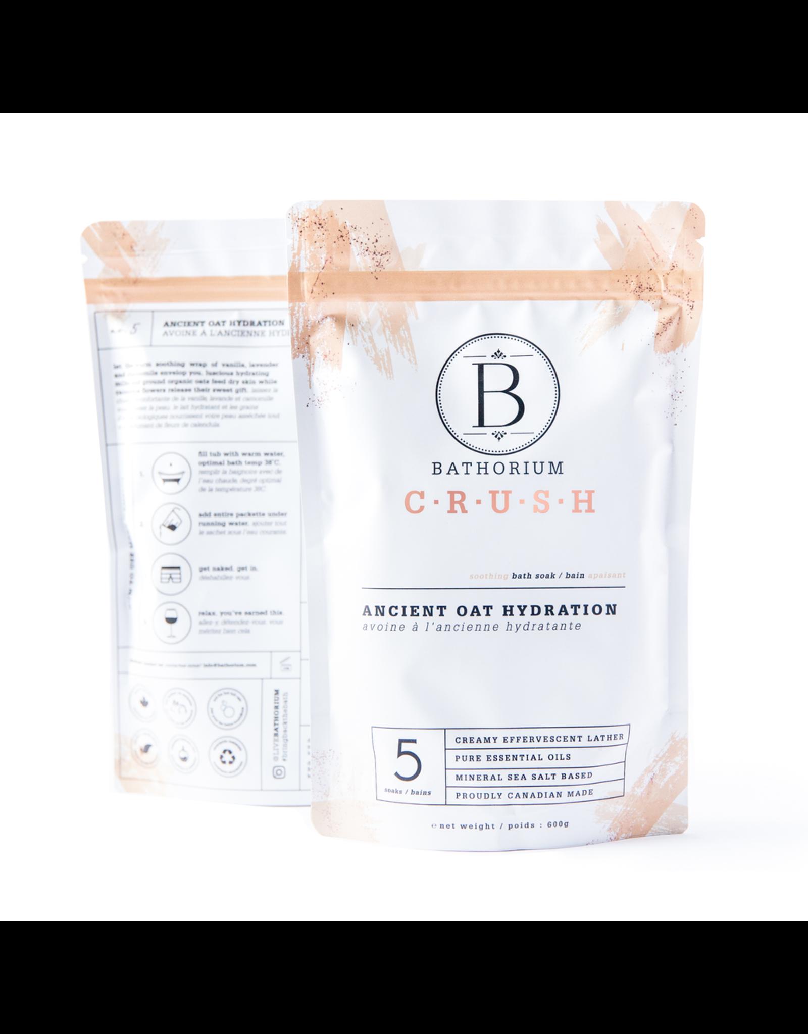 BATHORIUM Ancient Oat Hydration - CRUSH (600 g)