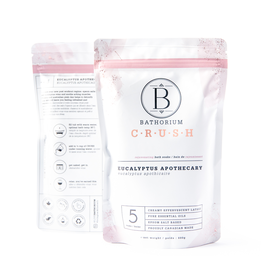 BATHORIUM Eucalyptus Apothecary - CRUSH (600 g)