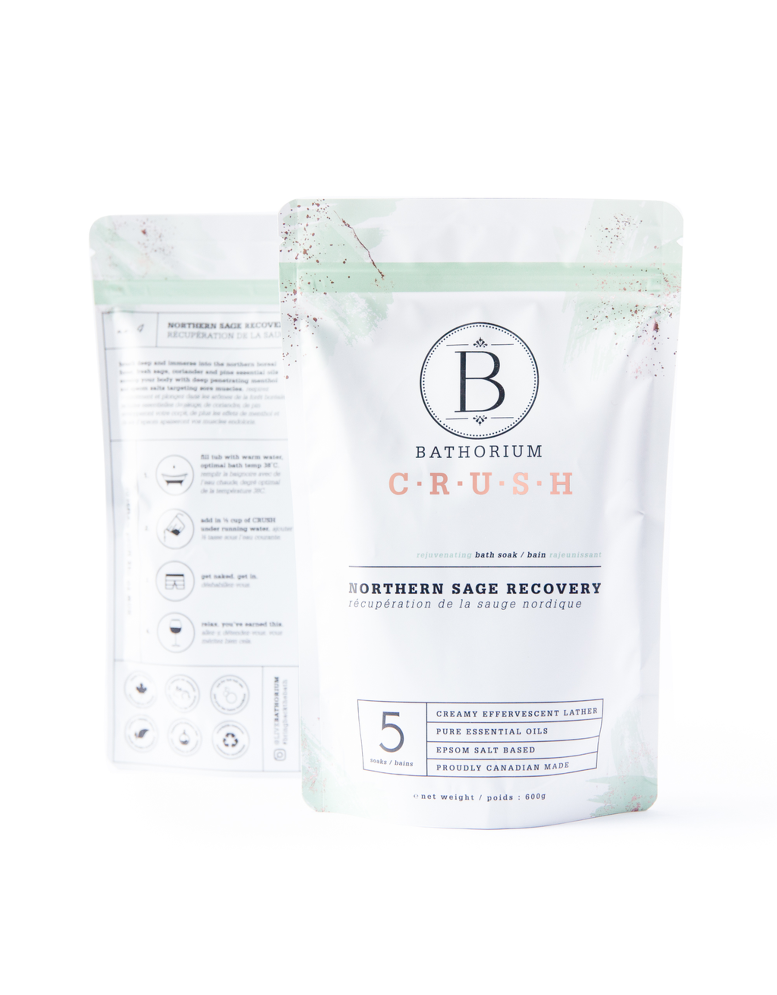 BATHORIUM Northern Sage Recovery - CRUSH (600 g)