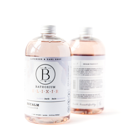 BATHORIUM BeCalm - Bubble Elixir (500 ml)