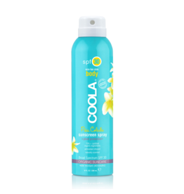 COOLA Body SPF 30 - Pina Colada Sunscreen Spray (236 ml)