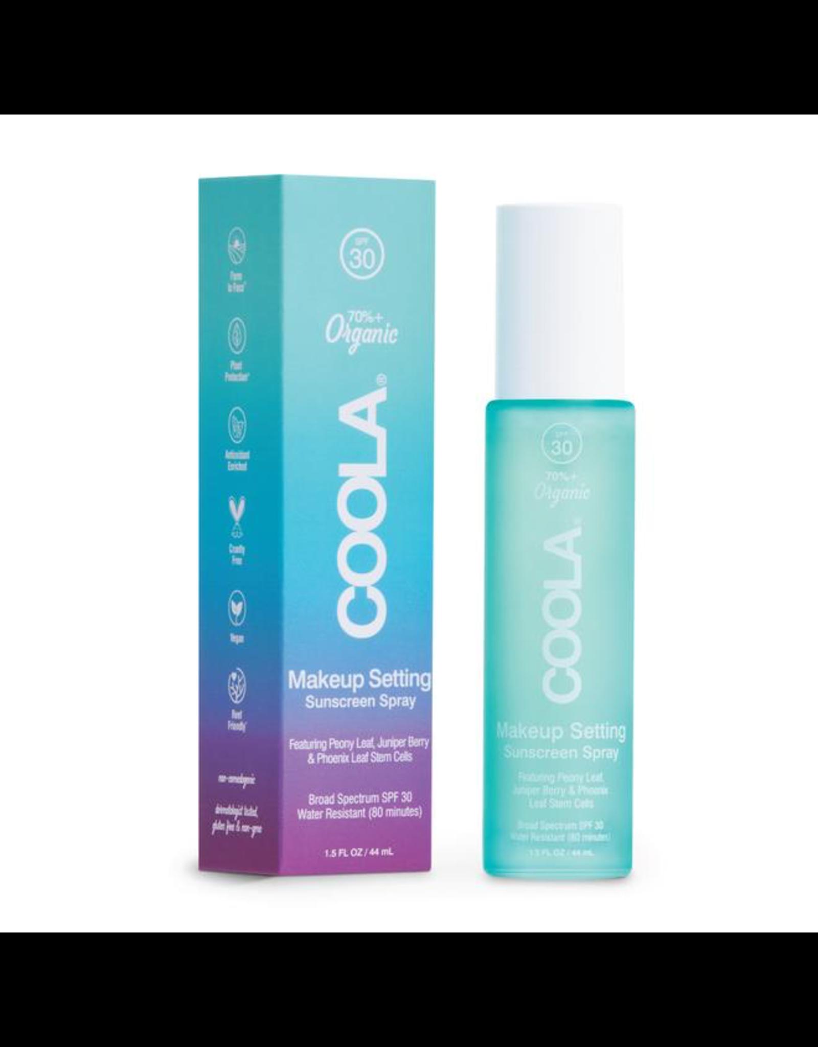 COOLA Face SPF 30 - Makeup Setting Spray (50 ml)