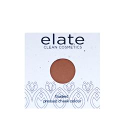 ELATE Flushed Pressed Cheek Colour (Blush & Bronzer) - Sunbeam