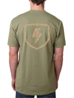 Gun Shield T-Shirt