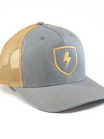 Shield Five Panel Trucker Hat