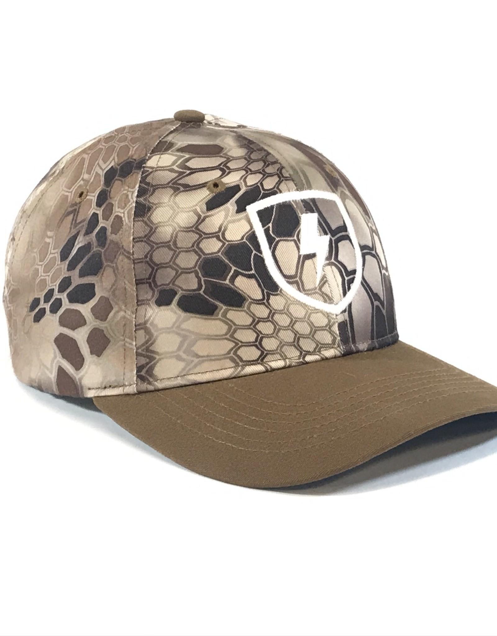Defender Outdoors Camo Duck Cloth Hat