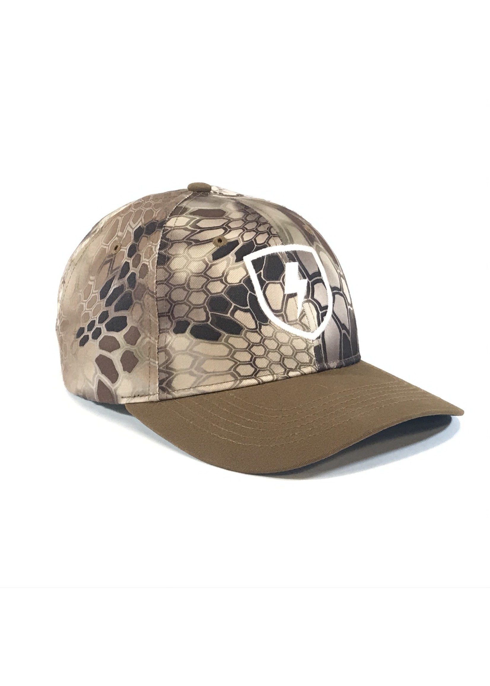 Defender Outdoors Camo Duck Cloth Hat