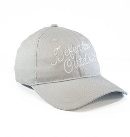 Twill Script Hat