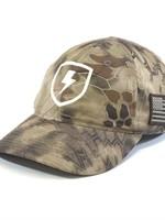 Kryptek Highlander US Flag Hat