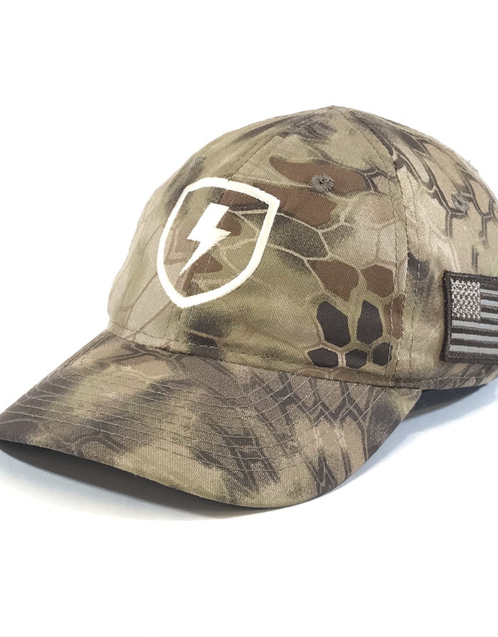 Defender Outdoors Kryptek Highlander US Flag Hat