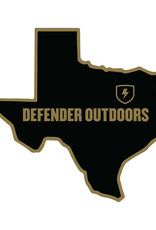 Defender Outdoors Texas State Patch