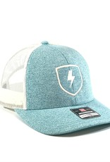 Defender Outdoors Shield Low Pro Heather Trucker Hat