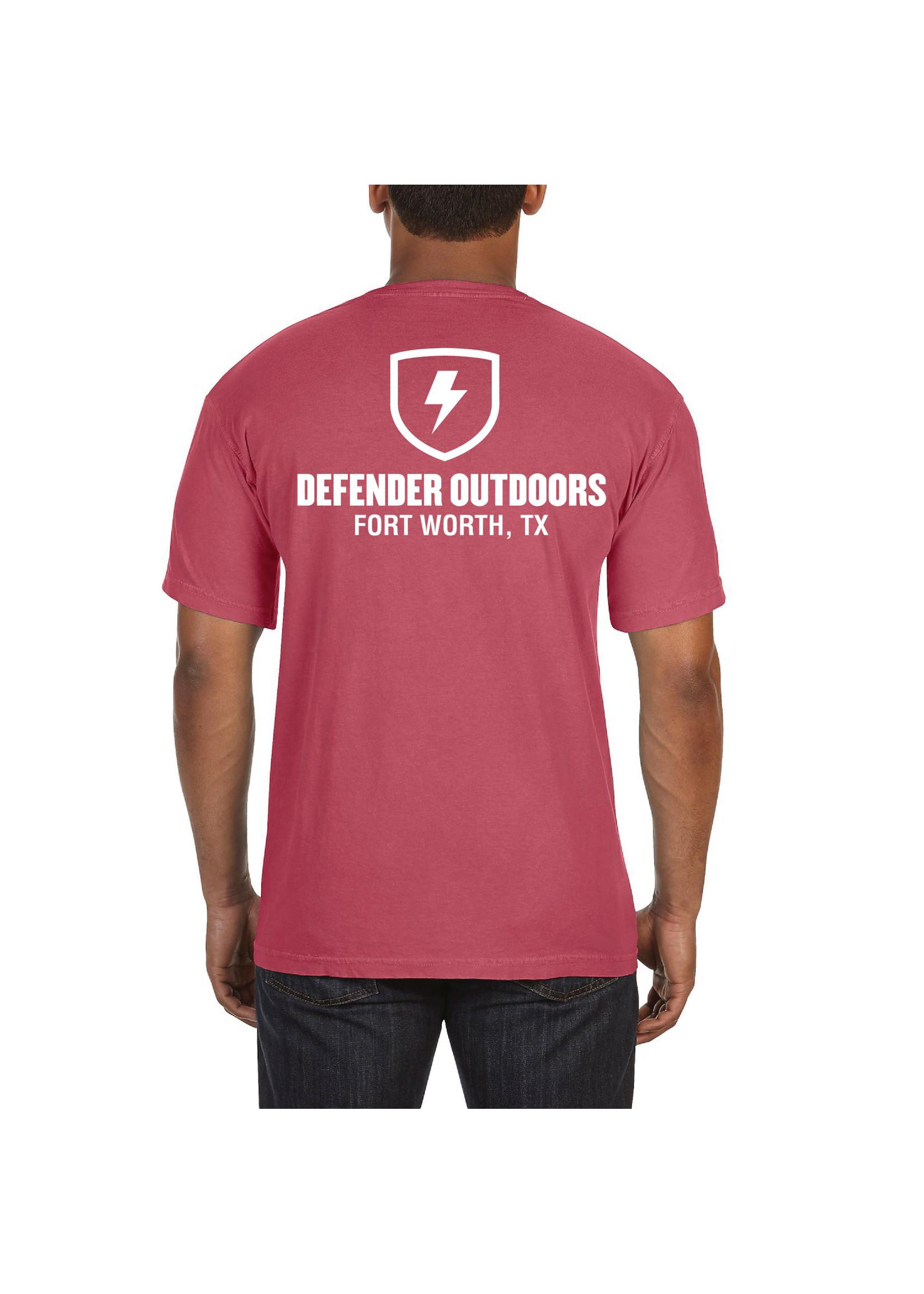 Defender Outdoors Fort Worth Pocket T-Shirt
