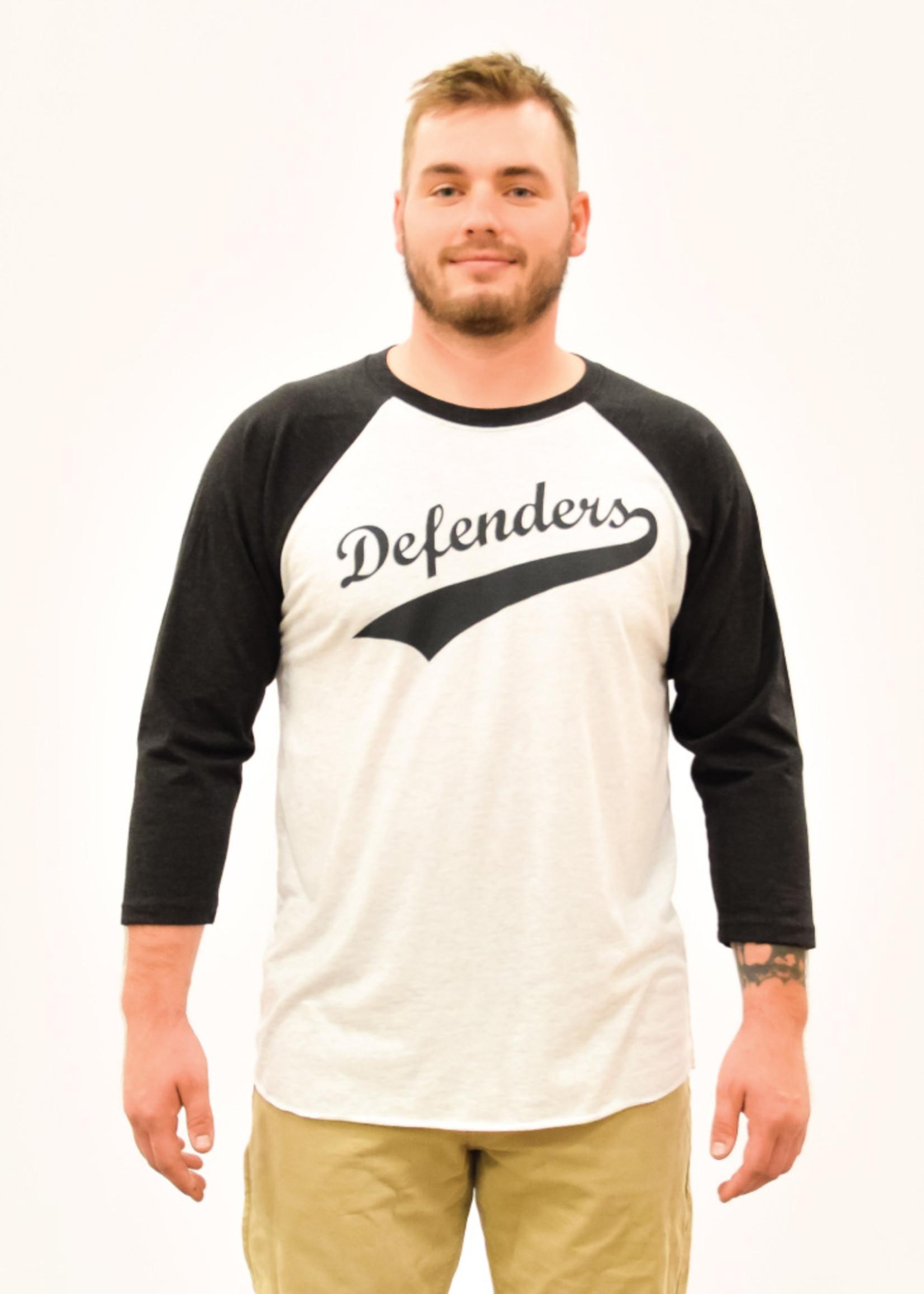 Defenders Baseball T-Shirt