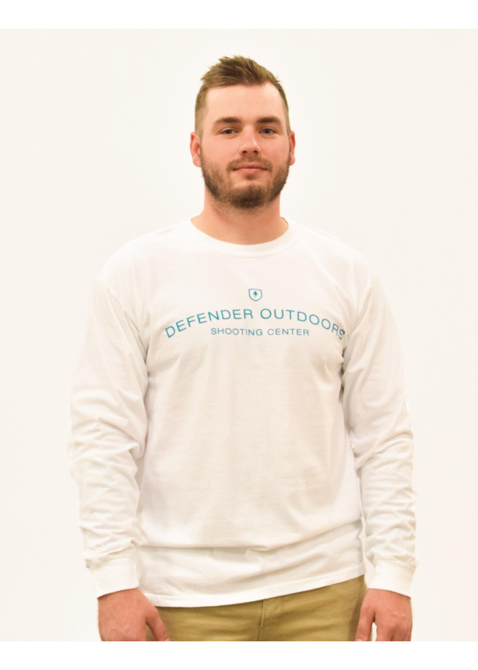 Defender Outdoors Long Sleeve T-Shirt
