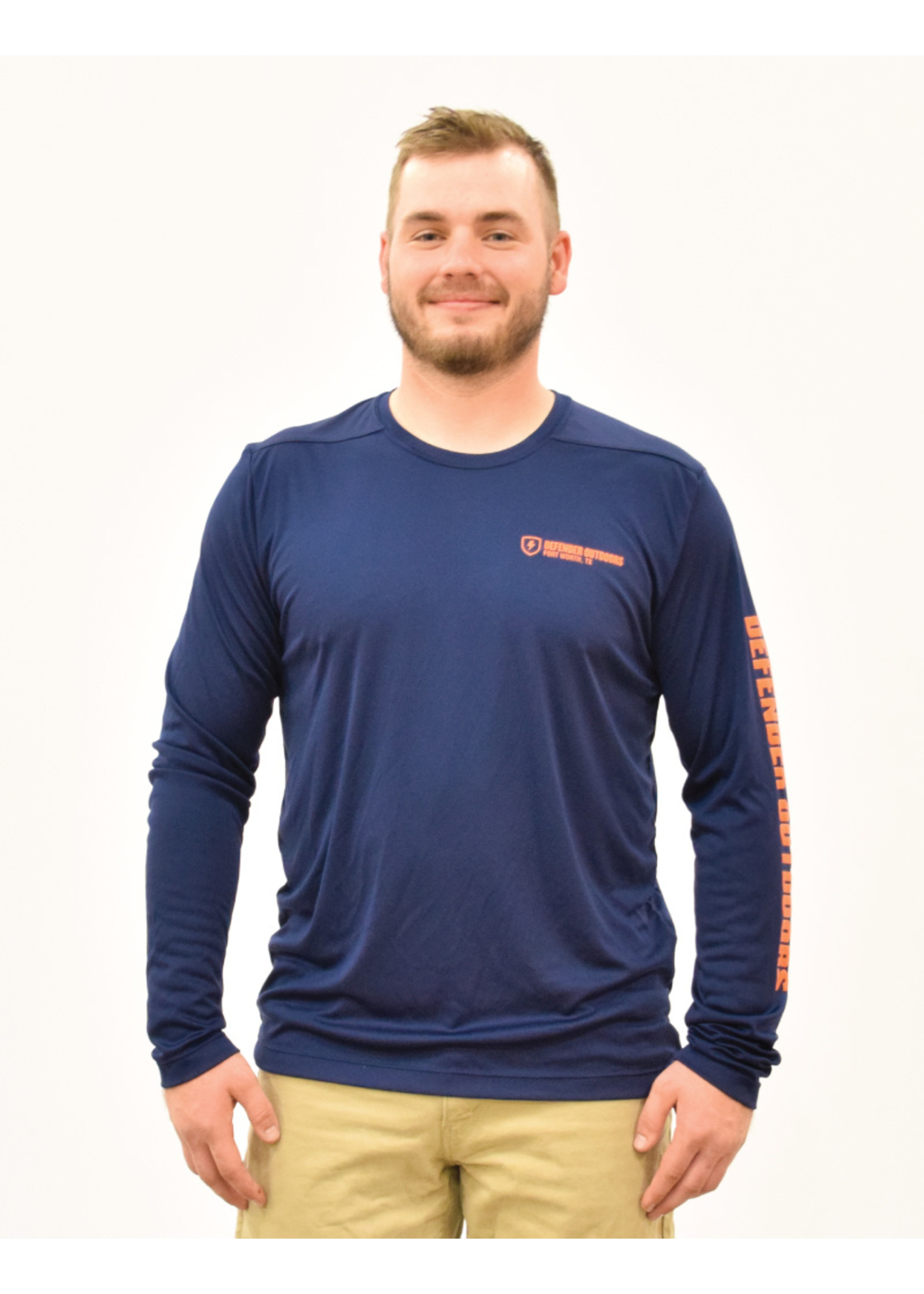 Defender Outdoors Performance Long Sleeve T-Shirt