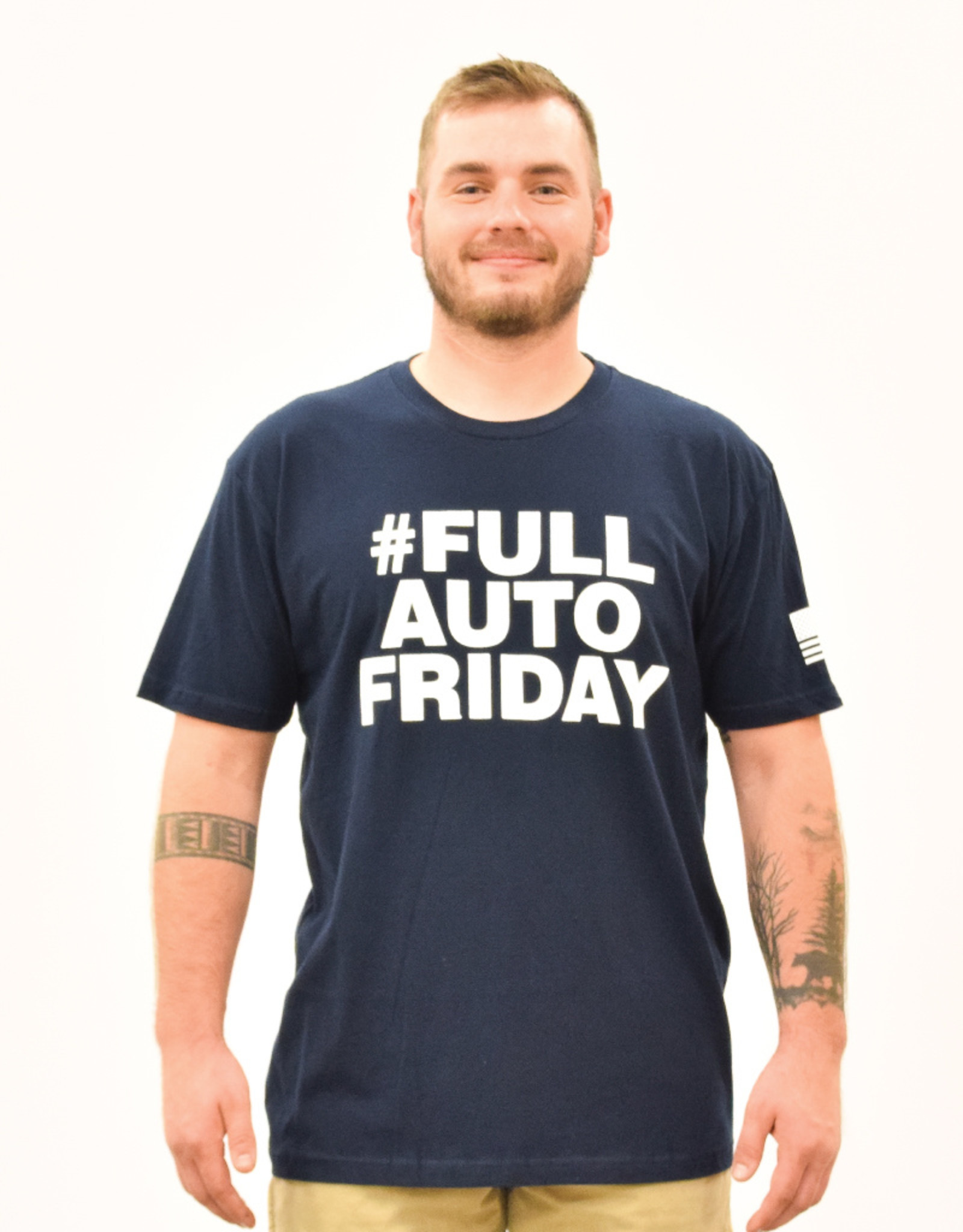Defender Outdoors Full Auto Friday T-Shirt