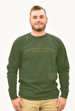 Defender Outdoors Long Sleeve T-Shirt