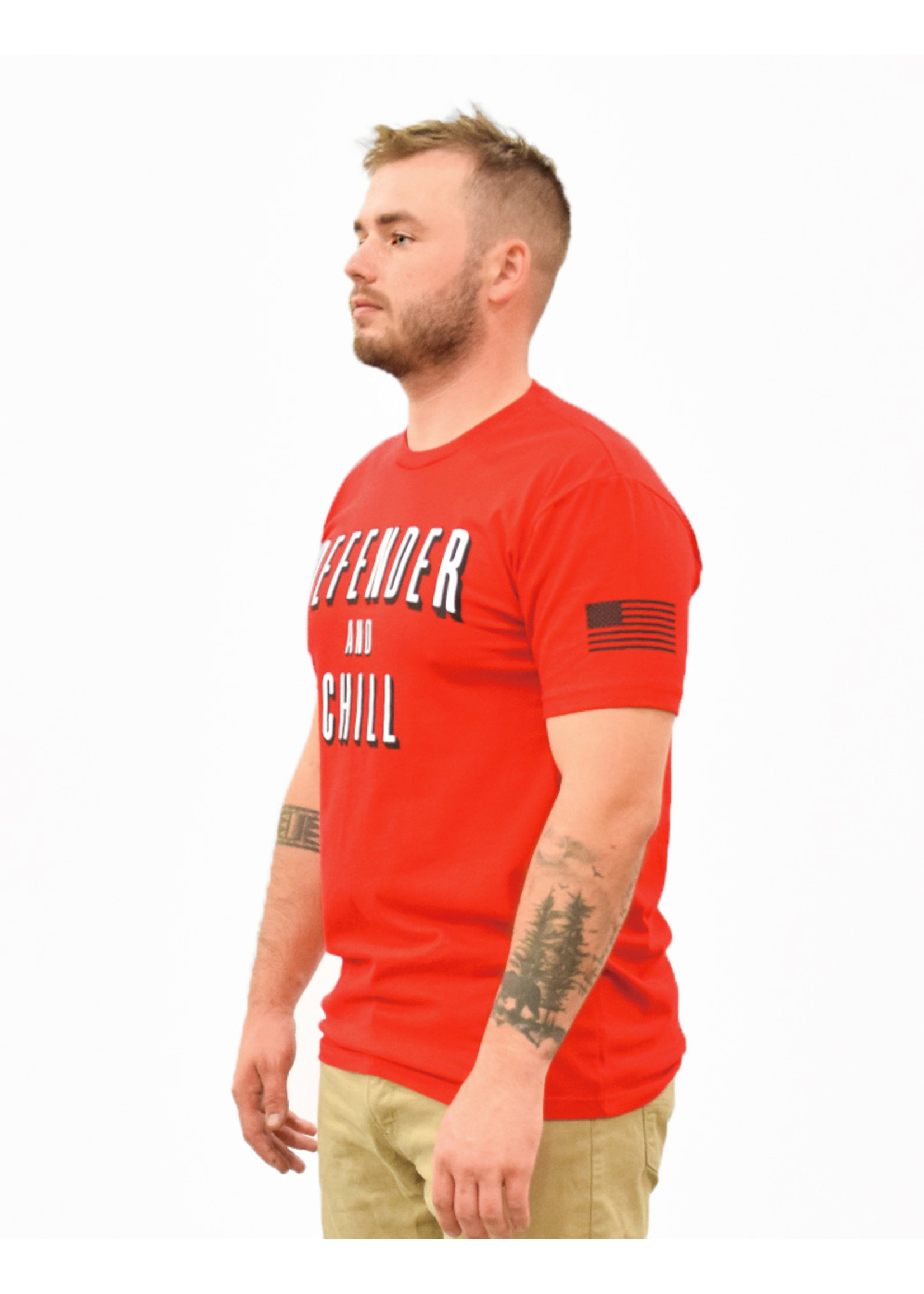Defender and Chill T-Shirt