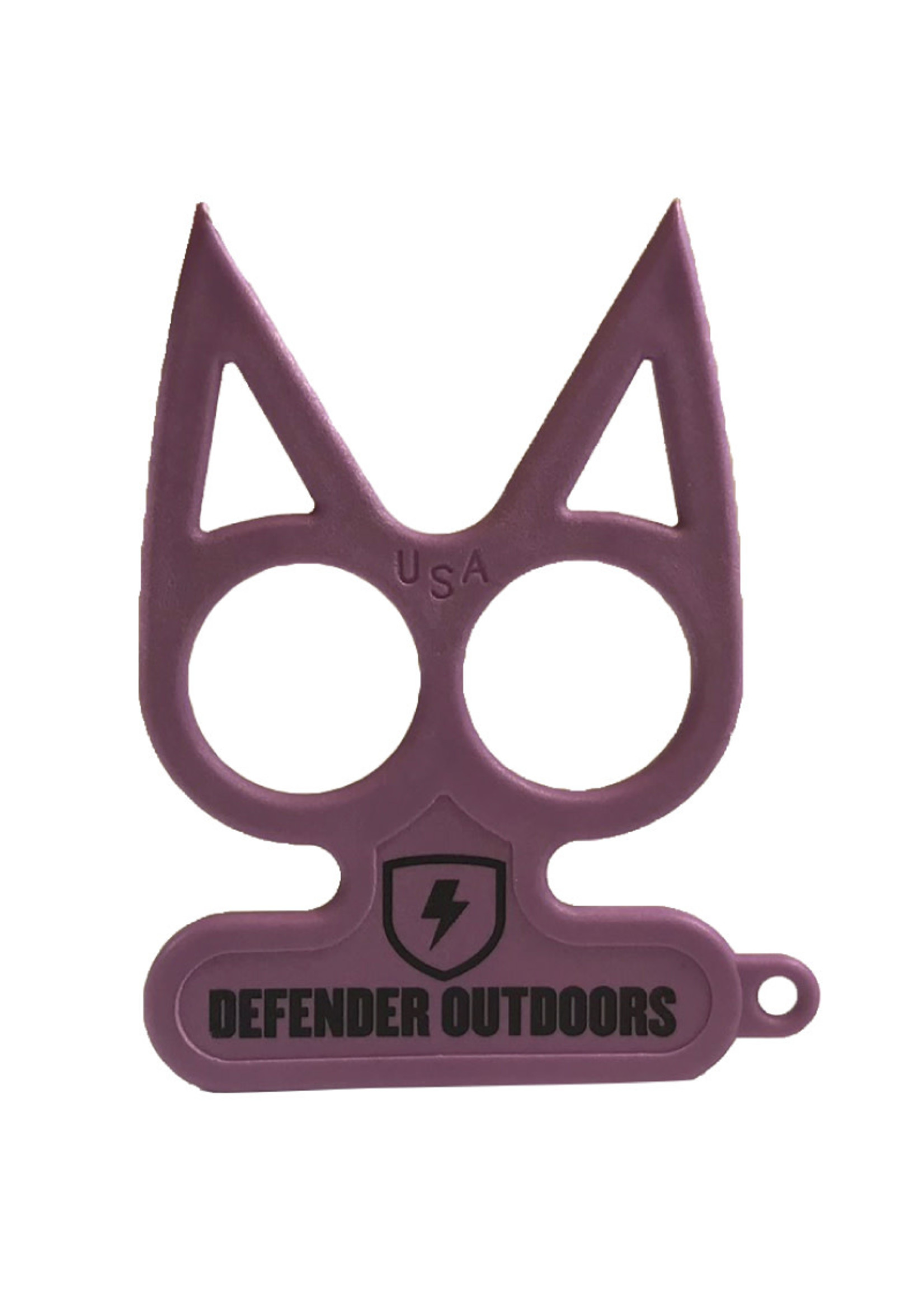 Defender Outdoors Self Defense Keychain