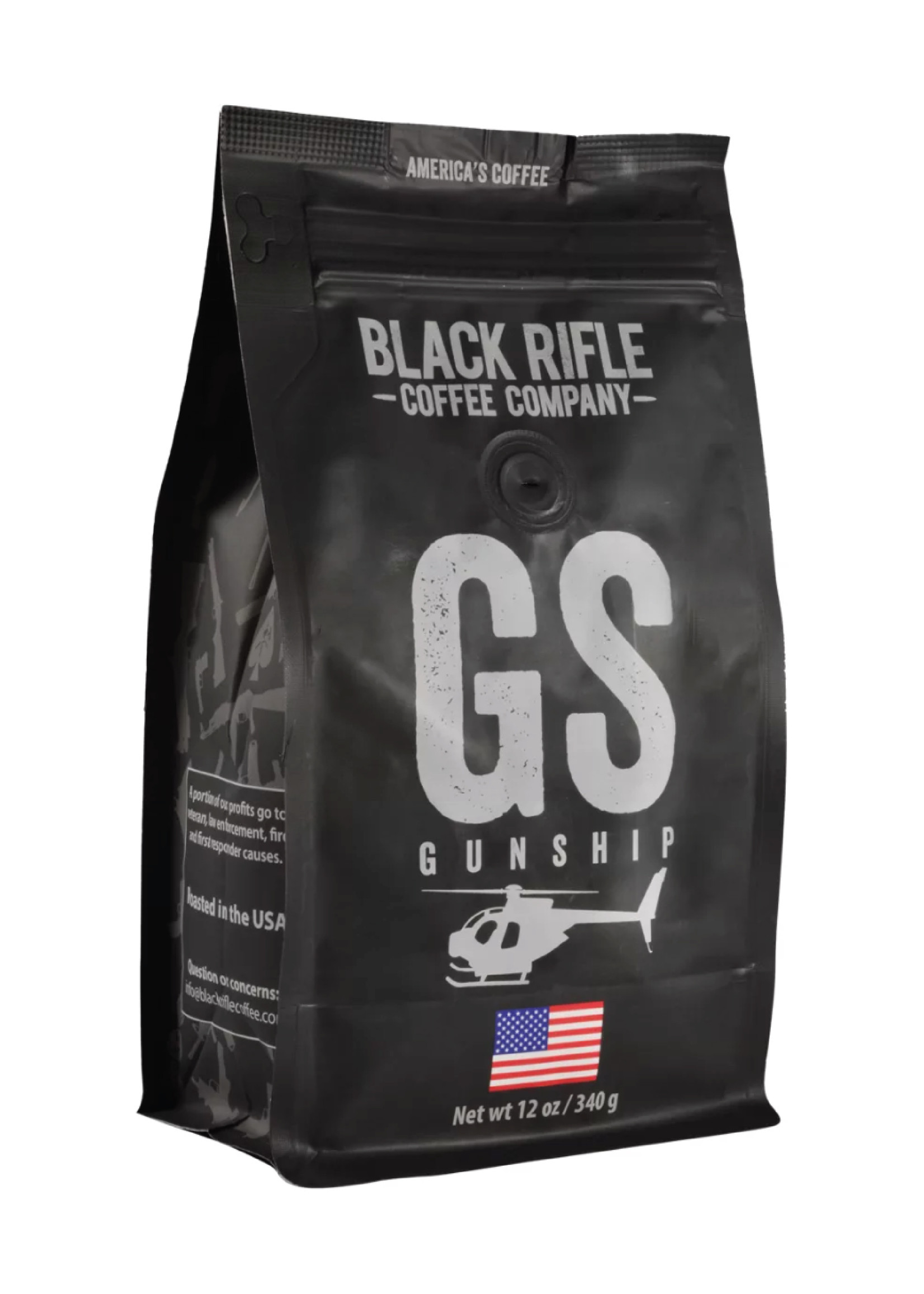 Black Rifle Coffee Company Black Rifle Coffee Company Gunship Coffee Roast Whole Bean