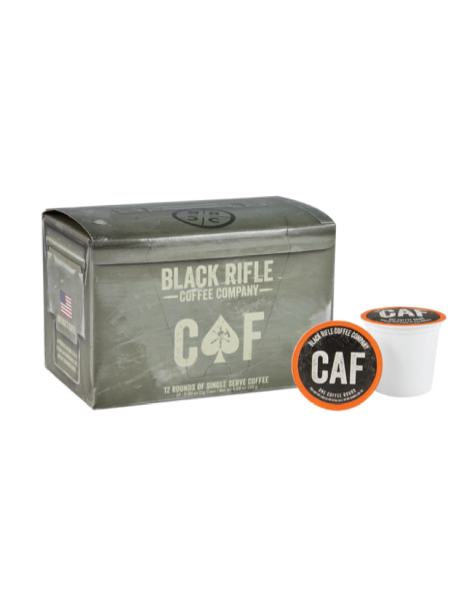 Black Rifle Coffee Company Black Rifle Coffee Company CAF Coffee Rounds 12ct