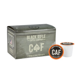 Black Rifle Coffee Company CAF Coffee Rounds