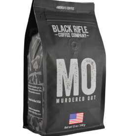 Black Rifle Coffee Company Murdered Out Coffee Roast Whole Bean