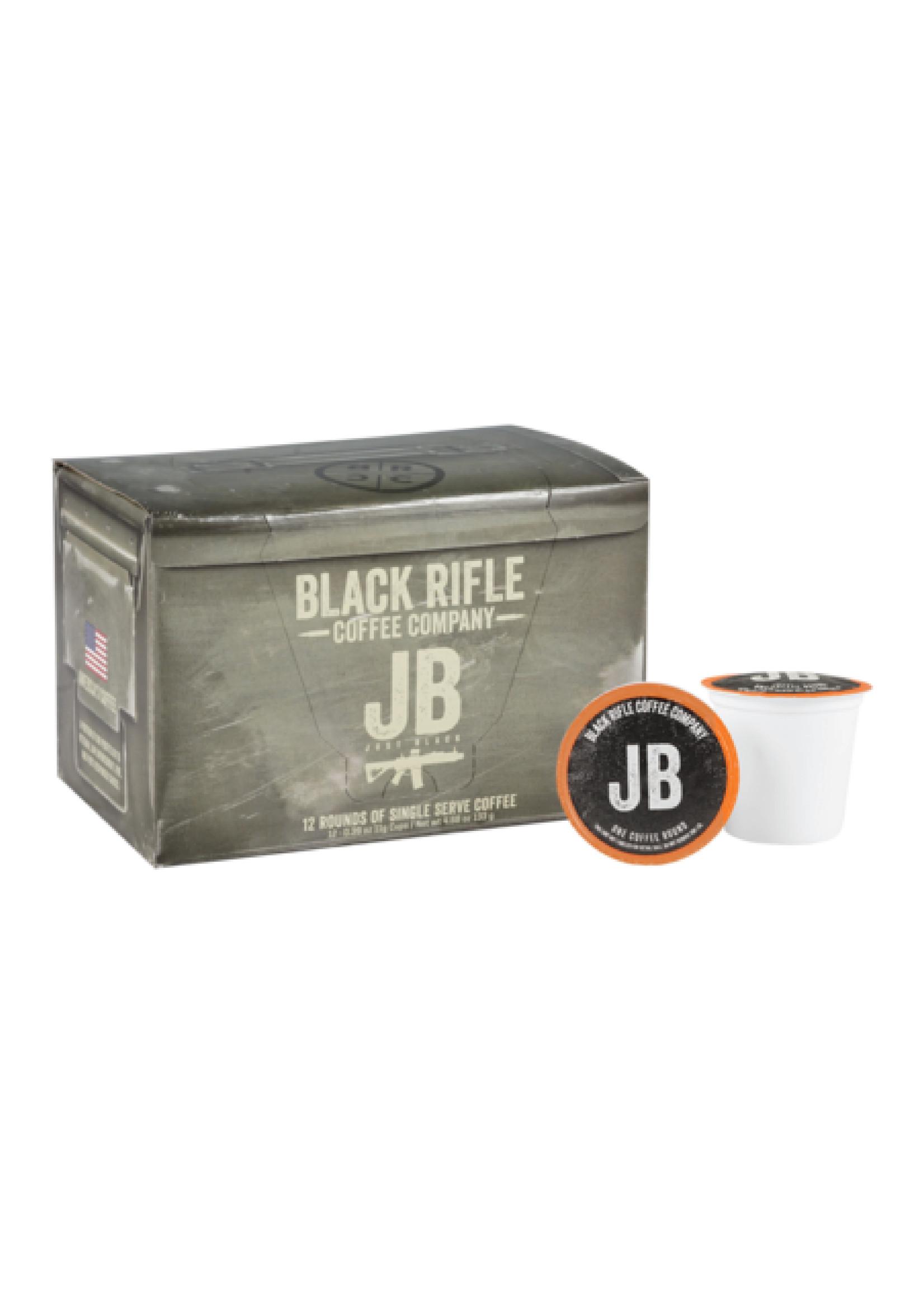 Black Rifle Coffee Company Black Rifle Coffee Company Just Black Coffee Rounds 12ct