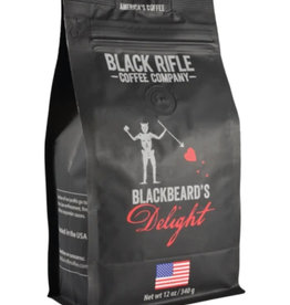 Black Rifle Coffee Company Blackbeard's Delight Coffee Roast Whole Bean
