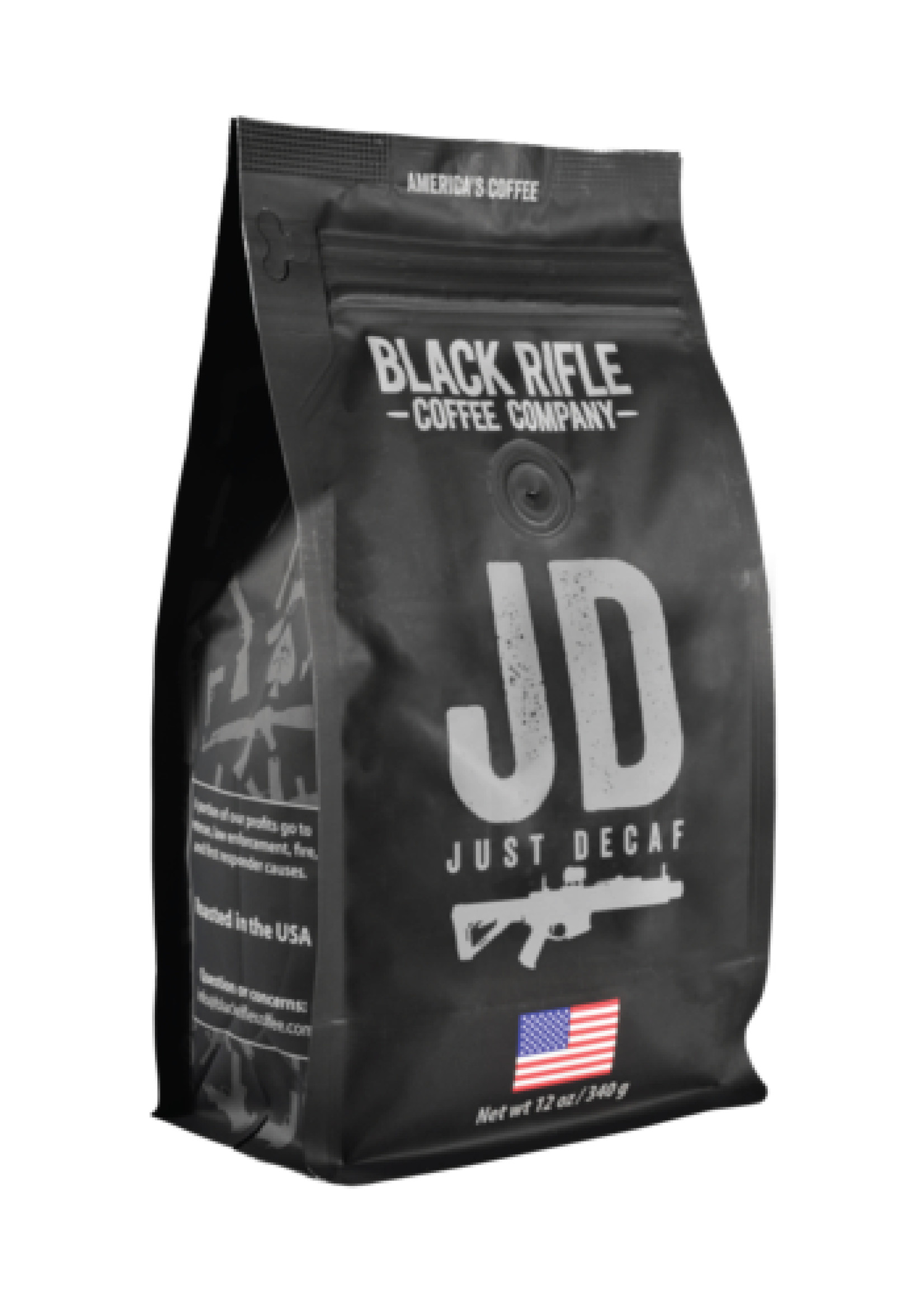 Black Rifle Coffee Company Black Rifle Coffee Company Just Decaf Coffee Roast Ground