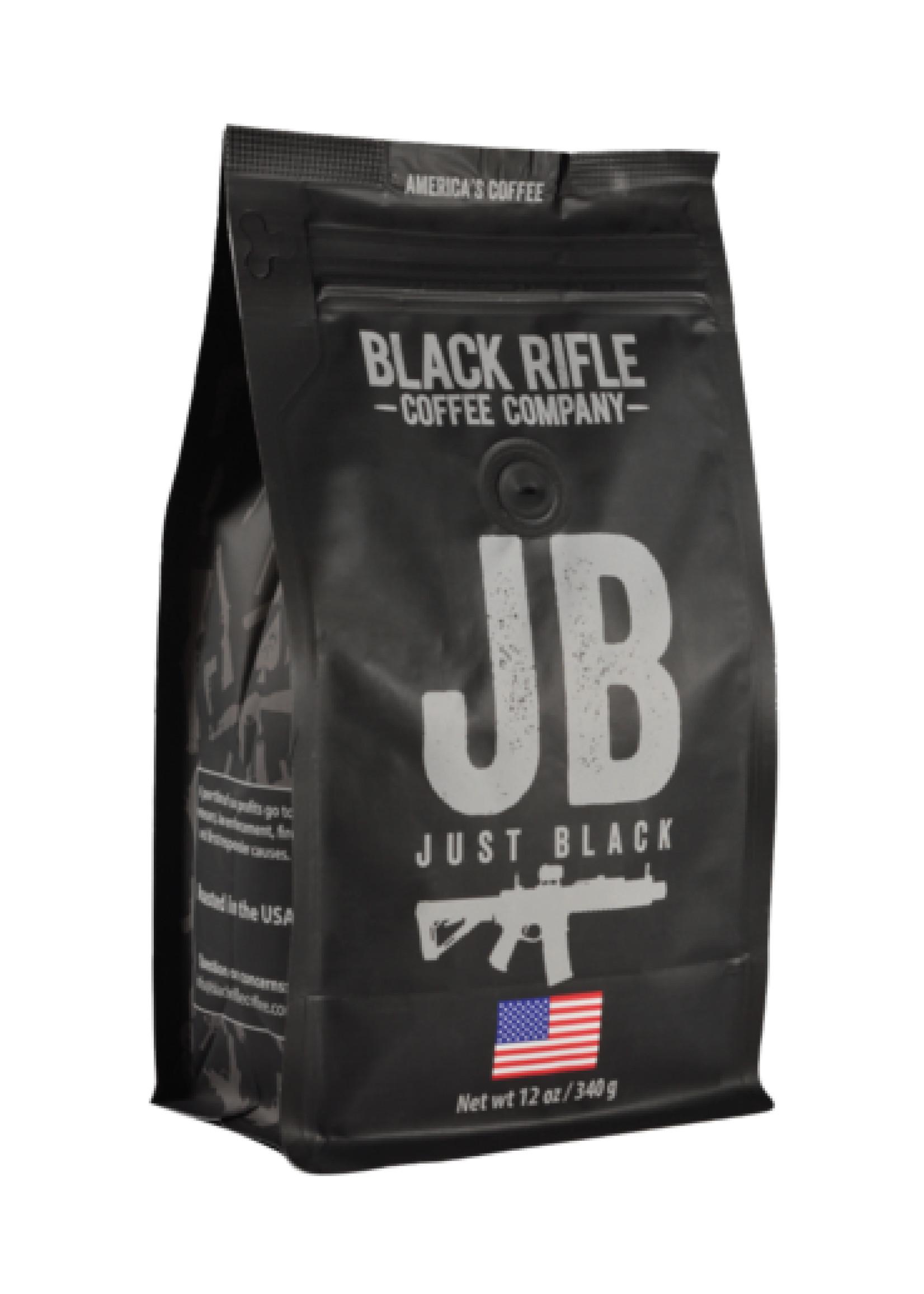 Black Rifle Coffee Company Black Rifle Coffee Company Just Black Coffee Roast Whole Bean