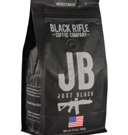 Black Rifle Coffee Company Just Black Coffee Roast Whole Bean
