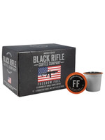 Black Rifle Coffee Company Freedom Fuel Coffee Rounds