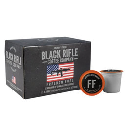 Black Rifle Coffee Company Freedom Fuel Coffee Rounds
