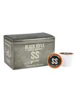 Black Rifle Coffee Company Silencer Smooth Coffee Rounds 12ct