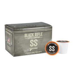Black Rifle Coffee Company Silencer Smooth Coffee Rounds 12ct