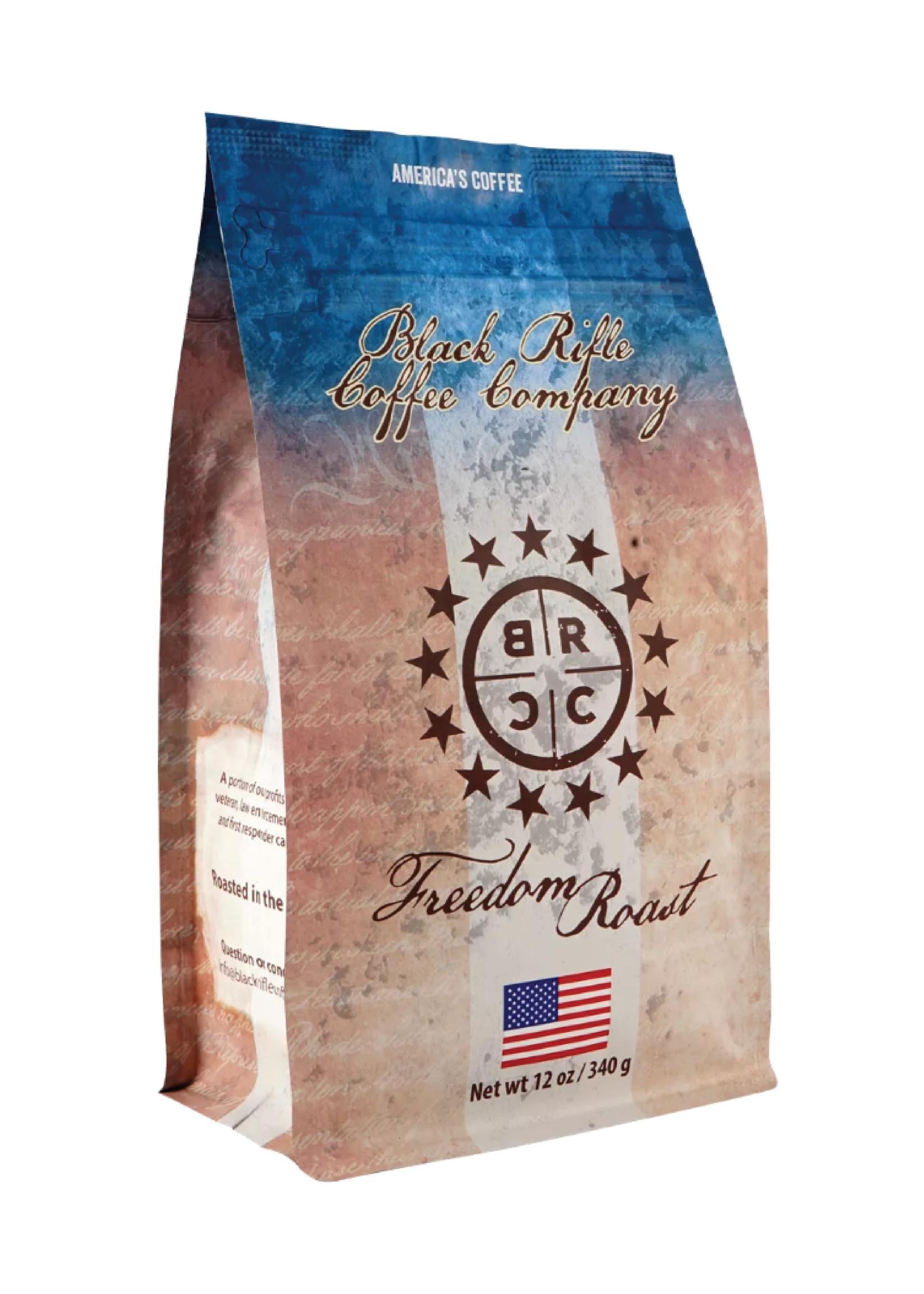 Black Rifle Coffee Company Black Rifle Coffee Company Freedom Roast Coffee Whole Bean